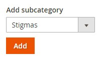 add subcategory