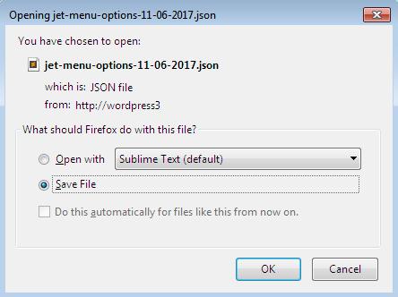 dummy json file