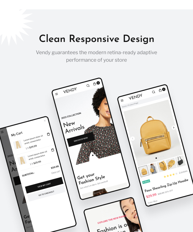 Vendy - Multipurpose Shopify Theme for Fashion - 16