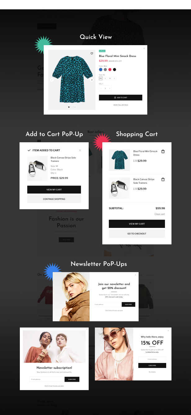 Vendy - Multipurpose Shopify Theme for Fashion - 9