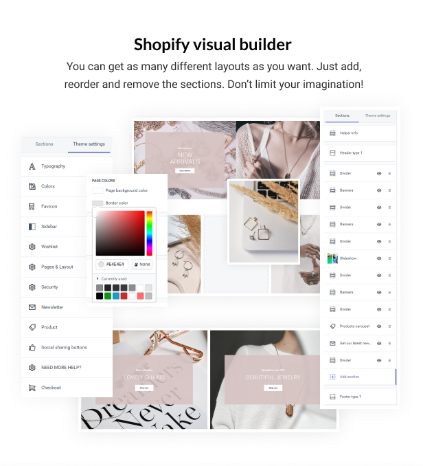 Adore - Shopify Handmade Jewelry Shop Theme - 5