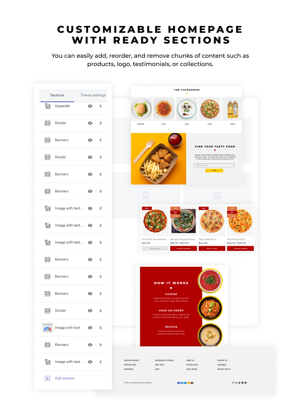 BeFresh - Shopify Food Delivery Services Theme - 5
