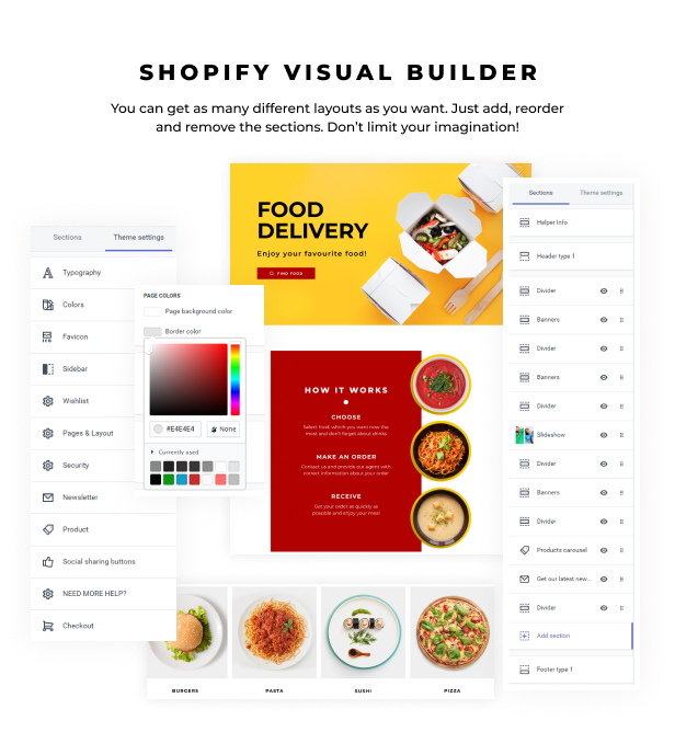 BeFresh - Shopify Food Delivery Services Theme - 4