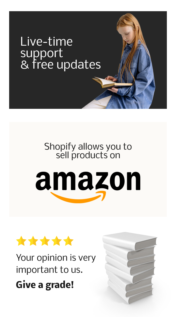 BookWonk - Book Store Shopify Theme - 7