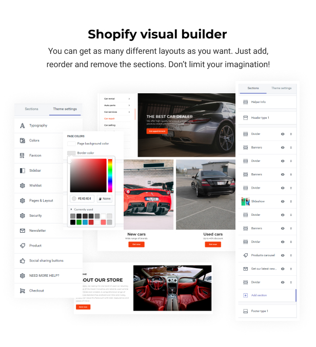 Motore - Shopify Car Dealer Theme, Car Selling, Used Car Parts - 4