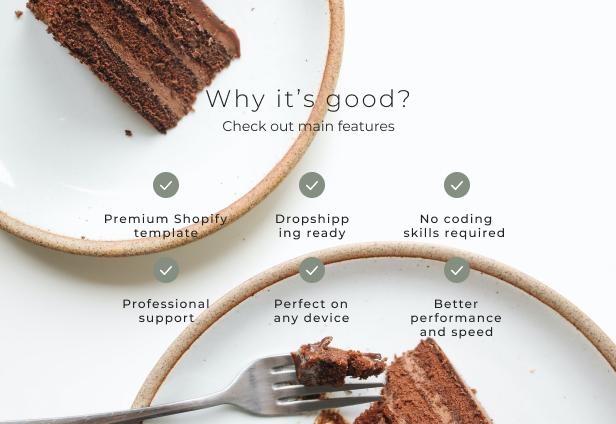 Dessert Rose - Responsive Cake Shop Shopify Theme - 4