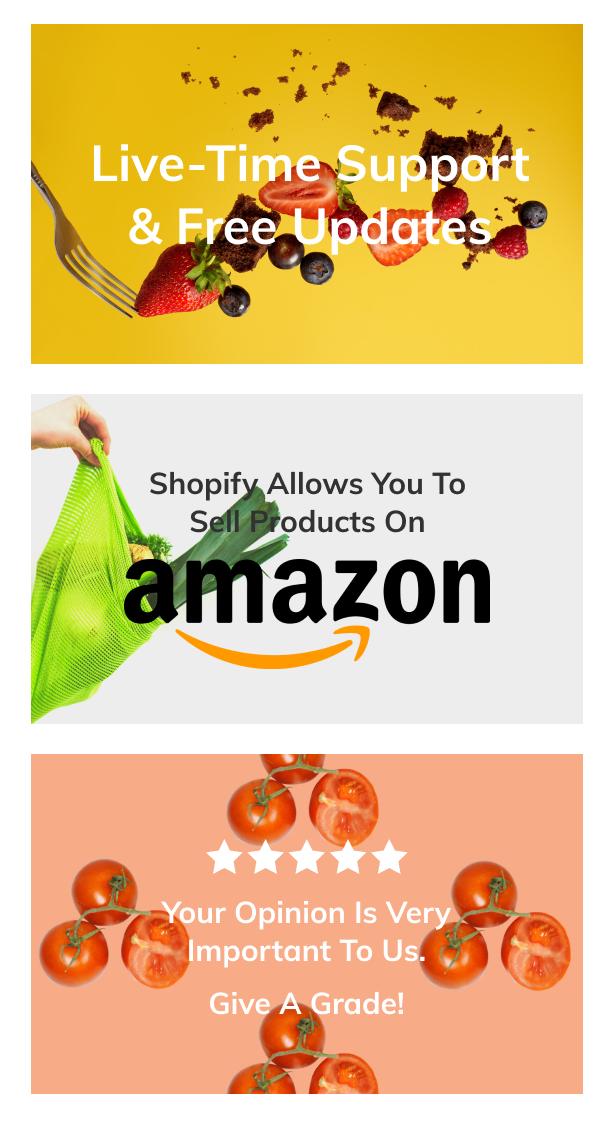 GreenMe - Organic Food, Vitamin Store Shopify Theme - 8
