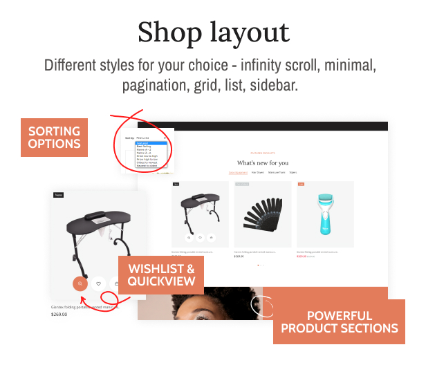 MyLook - Nails and Hair Stylist Shopify Theme - 6