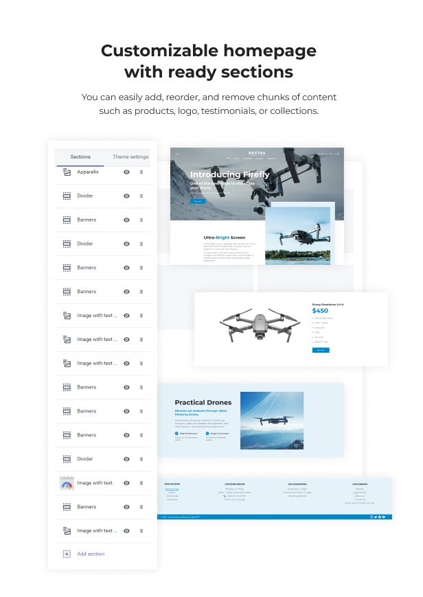 Nextra - Single Product eCommerce Shopify Theme, Electronics Store - 4