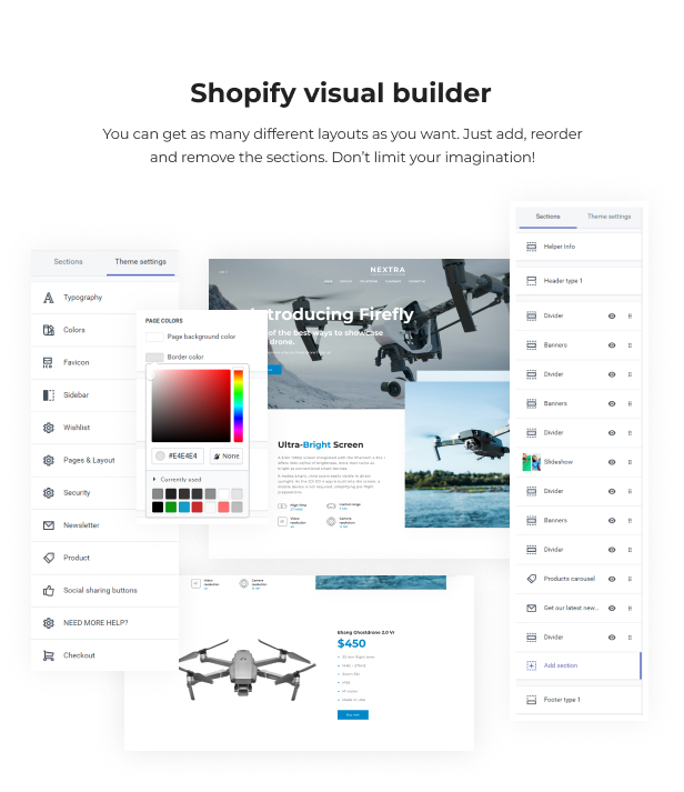 Nextra - Single Product eCommerce Shopify Theme, Electronics Store - 5