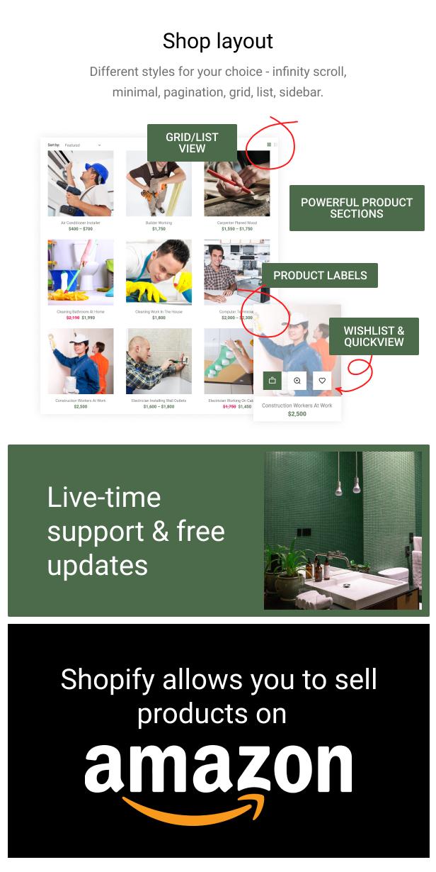 Parest - Home Maintenance Shopify Theme - 4