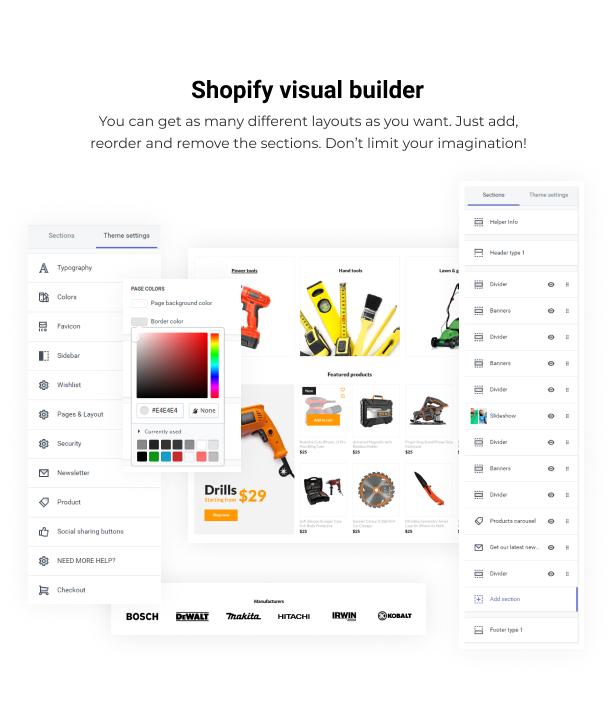 Pixee - Tema Toko Alat Shopify - 5
