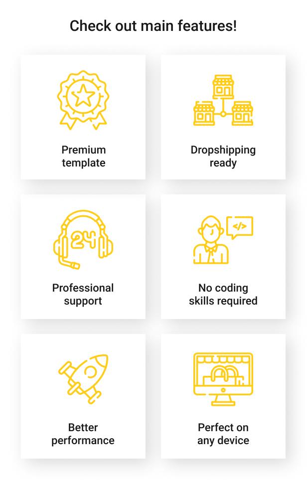Single Product Shopify Startup Theme - 4