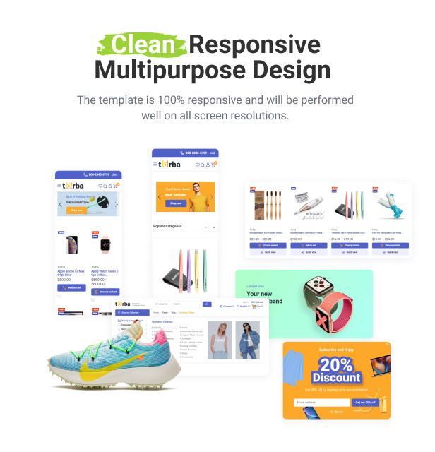 Torba  - Wholesale Website Design Shopify Theme - 8