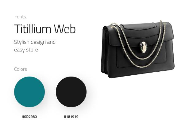 Tote Lab - Fashion Bags Store Shopify Theme - 2