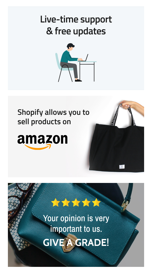 Tote Lab - Fashion Bags Store Shopify Theme - 8