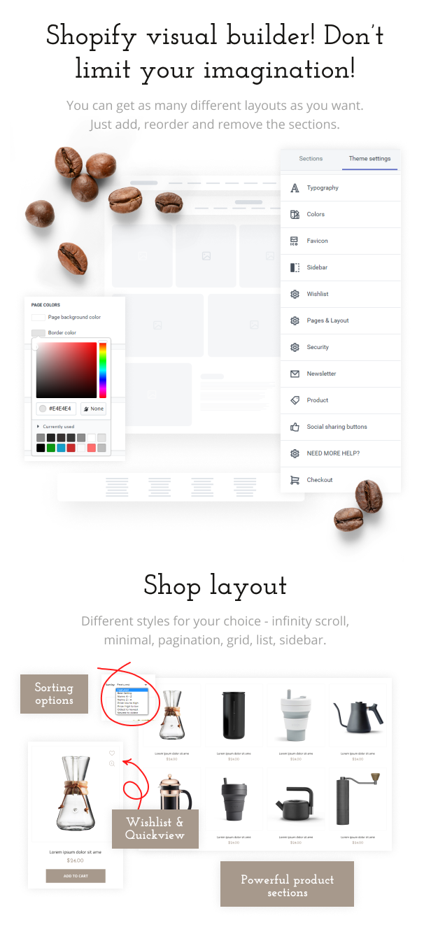 Uno Cafe - Coffee Shop Shopify Theme for Barista - 3