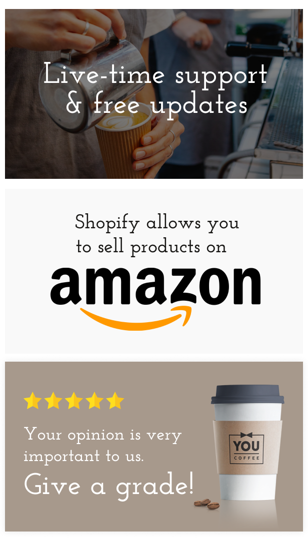 Uno Cafe - Coffee Shop Shopify Theme for Barista - 4