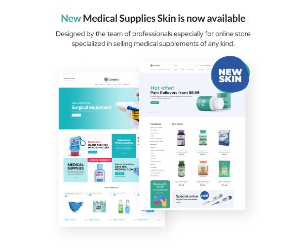 Velazio - Shopify Medical Supplies Responsive Theme - 2