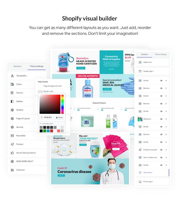 Velazio - Shopify Medical Supplies Responsive Theme - 5