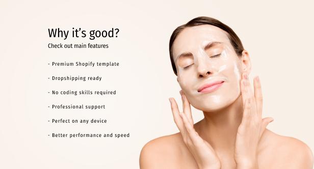 Wellnest - Organic Cosmetics Shopify Theme - 3