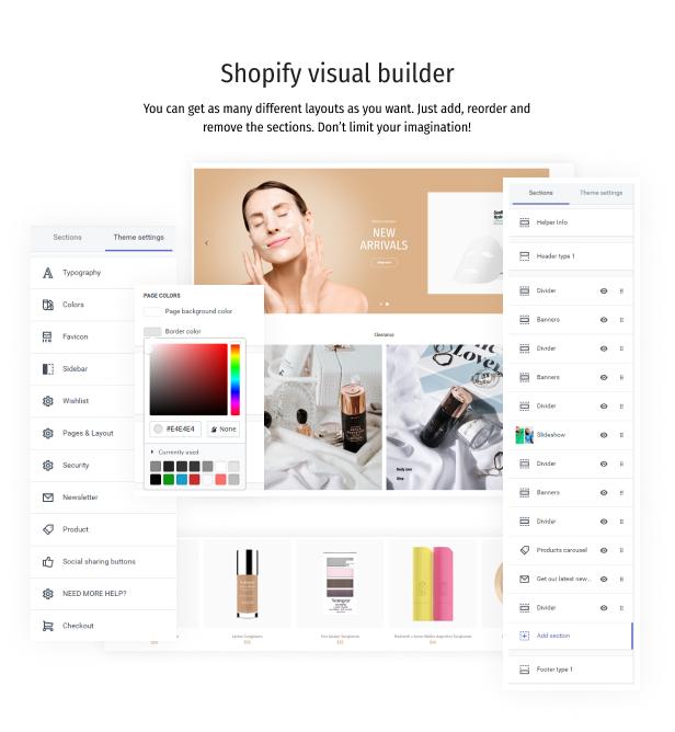 Wellnest - Organic Cosmetics Shopify Theme - 5